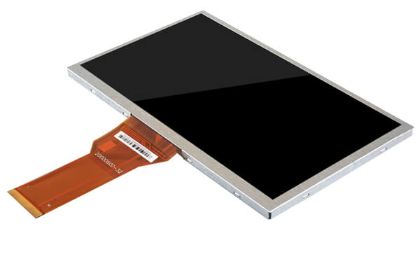 7 inch TFT LCD TN 800×480 RGB 50PIN with Long FPC