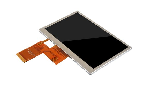 4.3 inch LCD panel