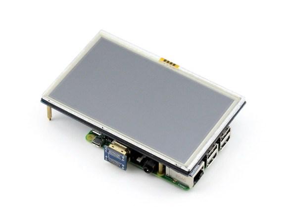 5-inch LCD panel