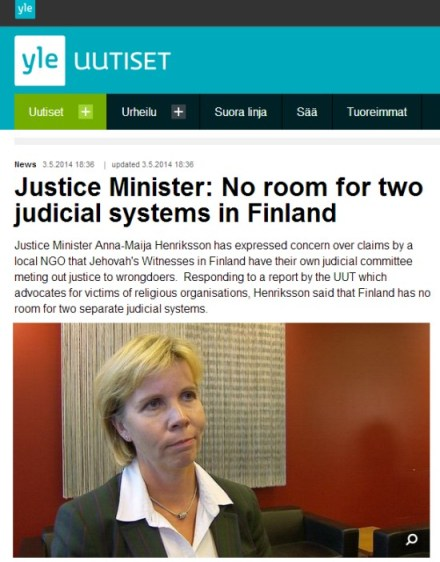 JUSTICE_MINISTER_FINLAND