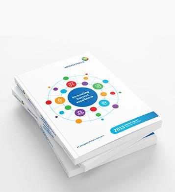Angkasa Pura II Annual Report 2015