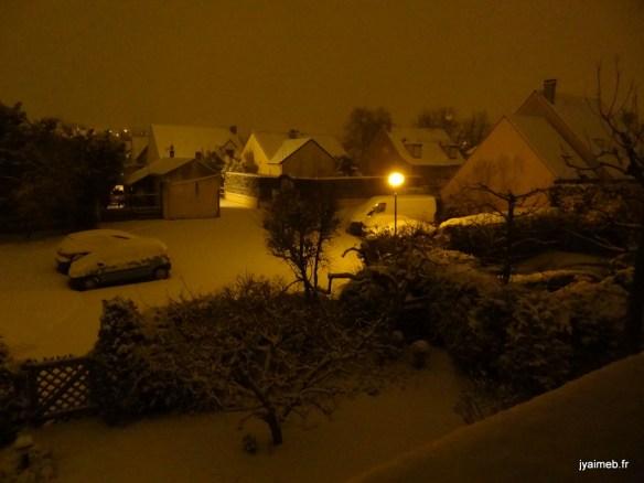 neige à Soisy