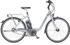 Esimerkki sähköavusteisesta polkupyörästä.