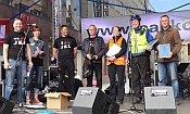 Palkinnot luovutettiin Pyöräilyviikon päätapahtumassa lauantaina 11.5.