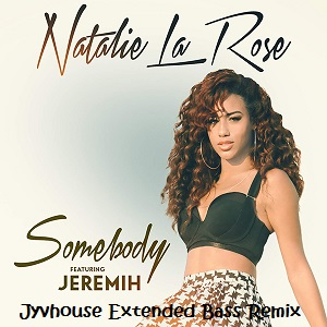 Natalie La Rose ft Jeremih - Somebody (Jyvhouse Extended Bass Remix)