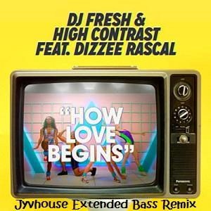 DJ Fresh ft Dizzee Rascal - How Love Begins (Jyvhouse Extended Bass Remix)