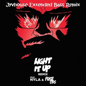 Major Lazer ft Nayla & Fuse ODG - Light It Up (Jyvhouse Extended Bass Remix)