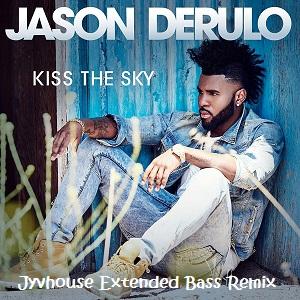 Jason Derulo - Kiss The Sky (Jyvhouse Extended Bass Remix)
