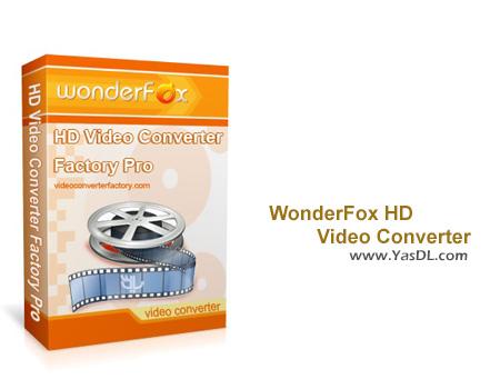 WonderFox HD Video Converter Factory Pro 2018 Crack Serial Key