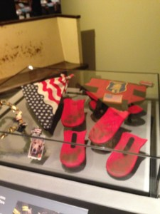 Nikie's 9/11 Museum artifacts