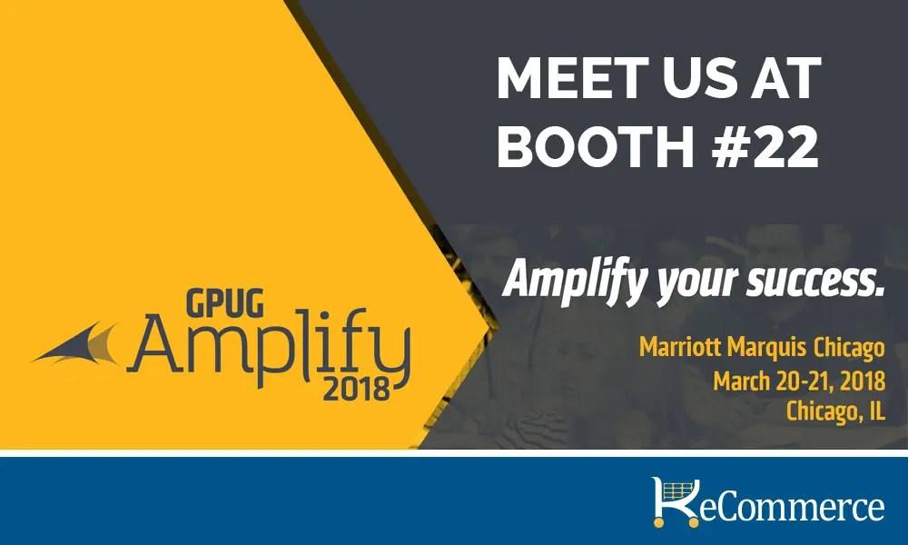 GPUG Amplify