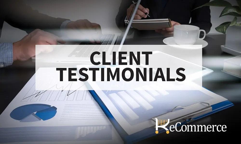 k-eCommerce Customer Success Stories