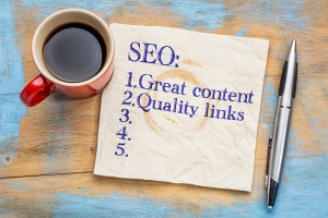 Ecommerce SEO and links: content and links