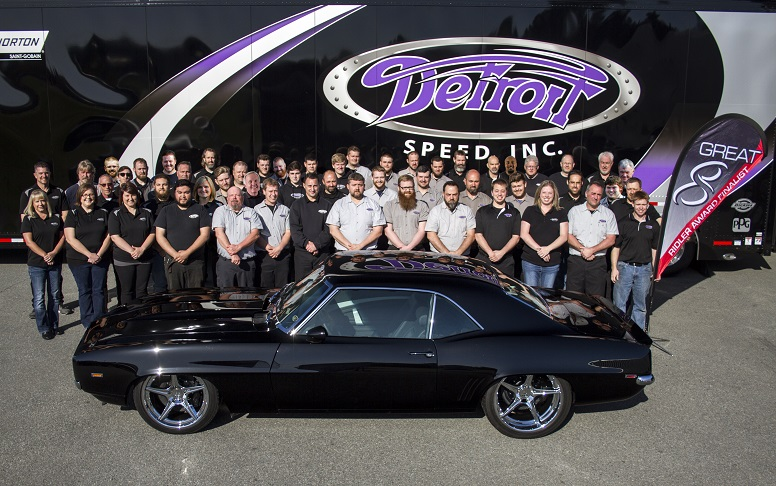 k-eCommerce Customer Success: Detroit Speed ecommerce for automotive