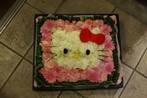 キティー 生花