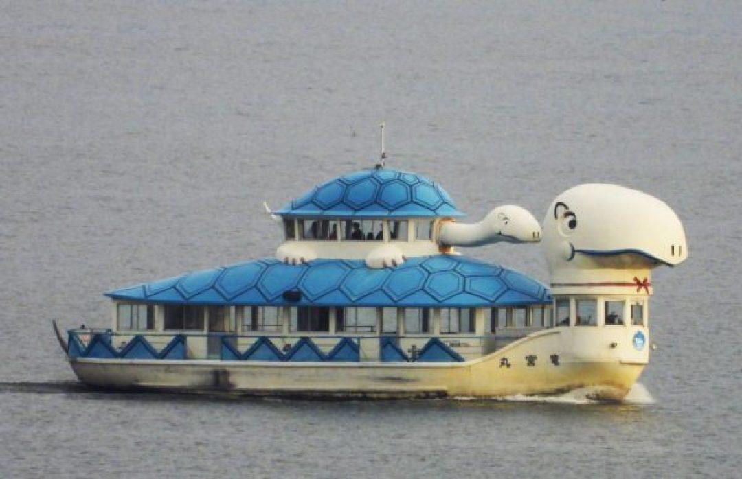 諏訪湖竜宮丸