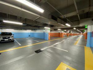 東口駐車場