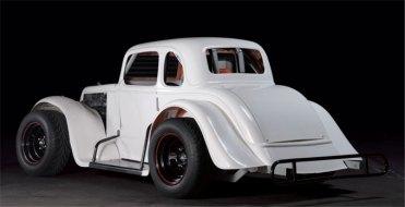 レジェンドカー,K&Gレーシング,US LEGEND CARS,34FordCoupe