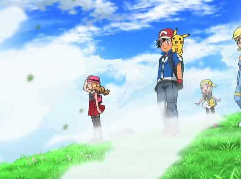 Super Campeones y Pokemon