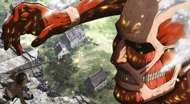 Attack on Titan - Maratón