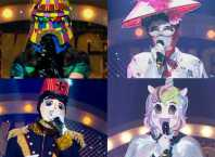 King of Masked Singer top