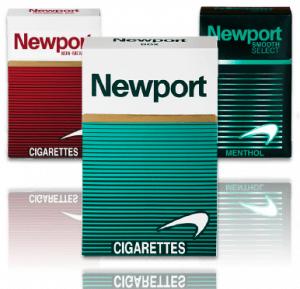 Newport Packshot - Lorillard
