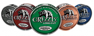 Grizzly Snuff Packshot - Reynolds American