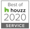 Houzz Service Award 2020