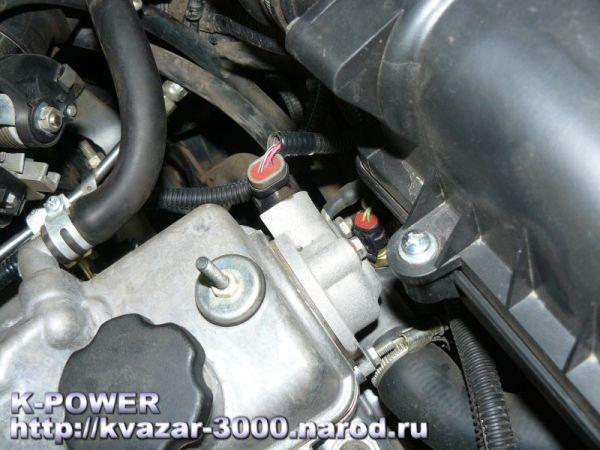 Датчик коленвала ВАЗ 2110 признаки неисправности - фото ...