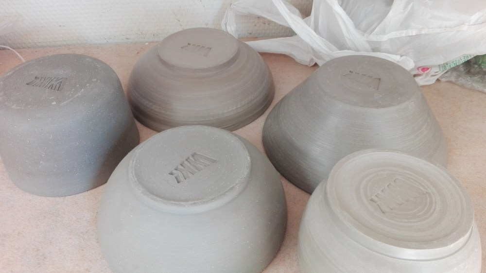 Poterie - Stage 1