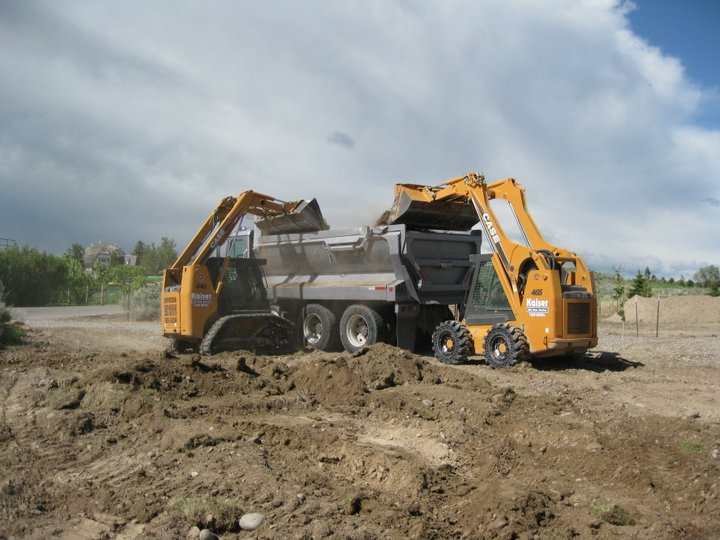Idaho Falls excavation service call for a free quote