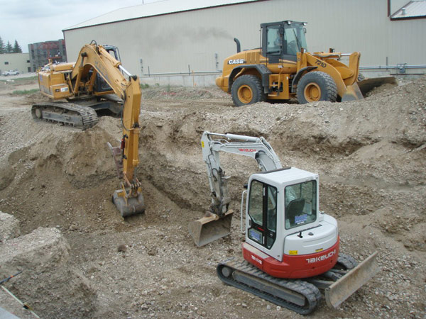 Excavation Idaho Falls