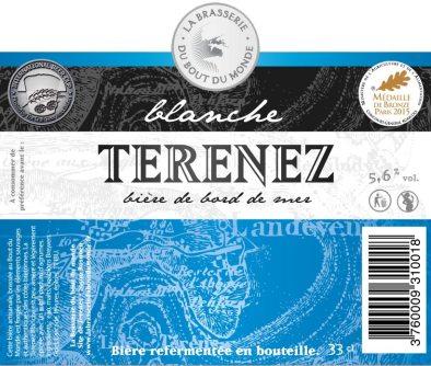 Bière blanche Terenez