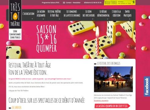 site internet tres tot theatre