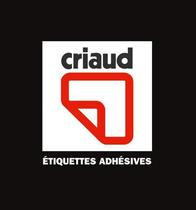 Logo criaud etiquettes