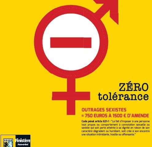 Zéro Tolérance envers les violences sexistes
