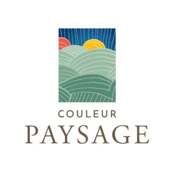 Création du logo Couleur Paysage