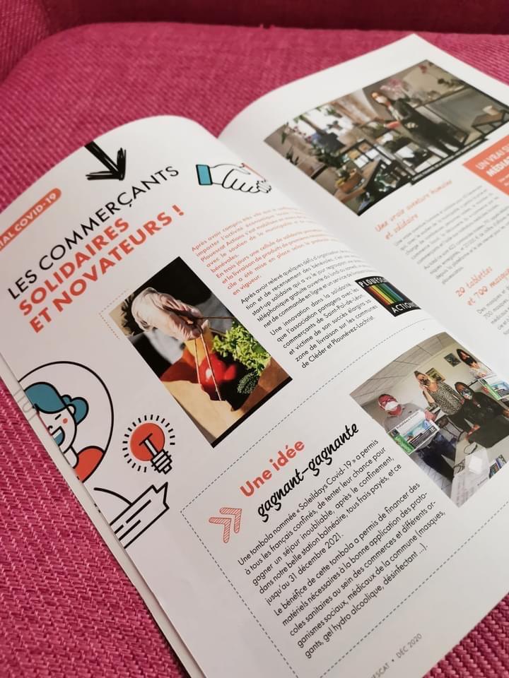Magazine Ville de Plouescat