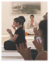 Lotus Mudra Meditation