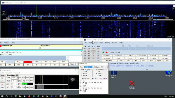 N1MM Logger+ is Ready for the NEW Icom 7610 – RTTY (FSK) and