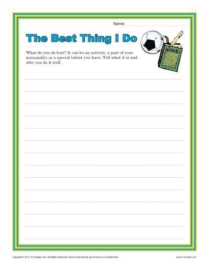 Idea Worksheets Grade 3 Main