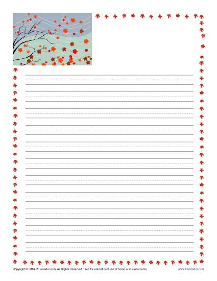 Decorative Lined Paper To Print Decoration For Home