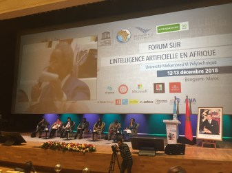 Forum on artificial intelligence in Africa