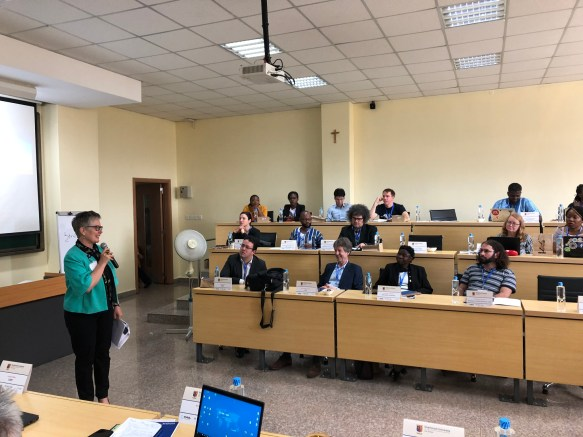 AI4D Network of Excellence in AI workshop in sub-Saharan Africa, Nairobi, Kenya, April 2019