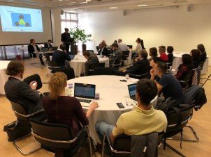 MicroHE Consortium Meeting and Digital Credentials Masterclass delivered on October 24, 2019