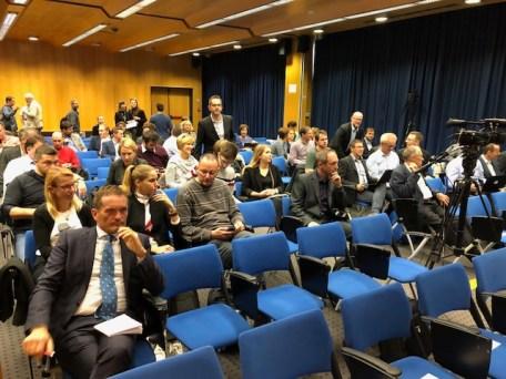 Public consultation on IRCAI, October 25, 2019