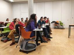 Workshop on Artificial Intelligence and Women Empowerment. Paris (11/02/2019)