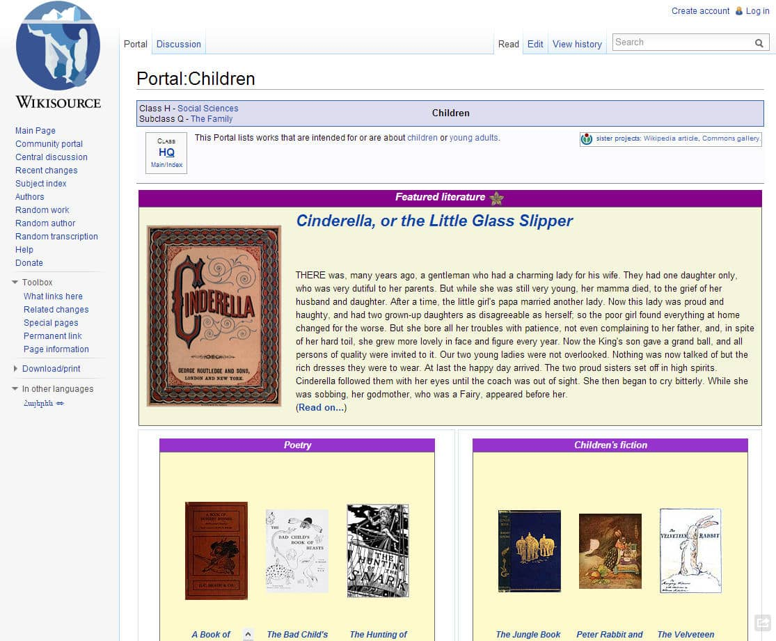 Ebooks For Kids Free Download