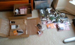 K3 Kit Inventory