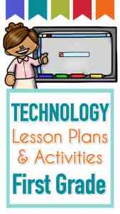 technology curriculum lesson plans and activities for the computer lab
